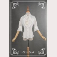 Souffle Song Metal Mary Lolita Blouse