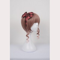 Souffle Song Metal Mary Lolita Headbow - Design 2