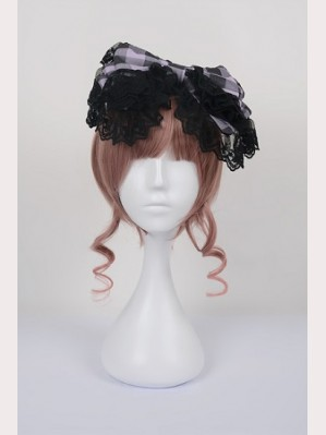 Souffle Song Metal Mary Lolita Headbow