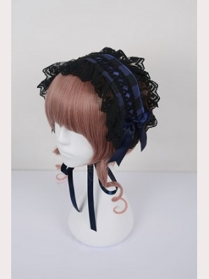 Souffle Song Metal Mary Lolita Headdress