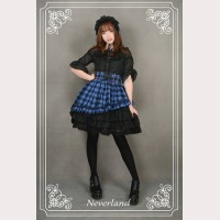 Souffle Song Metal Mary Lolita Skirt SK