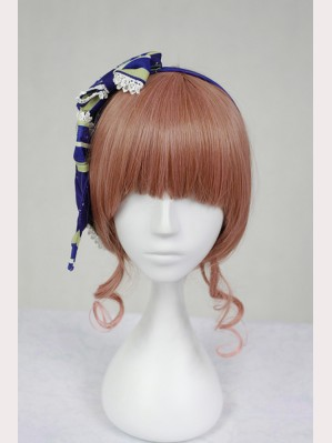 Souffle Song Mid-Autumn Festival Lolita Headbow
