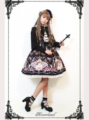 Souffle Song Midnight Theater Lolita Dress OP