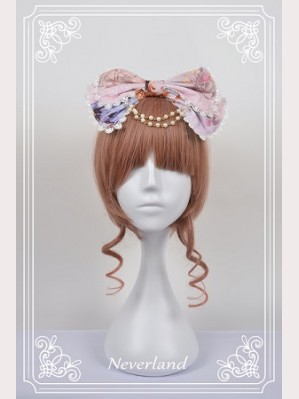 Souffle Song Midsummer Night Lolita Headbow