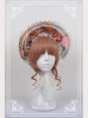 Souffle Song Midsummer Night Lolita Bonnet