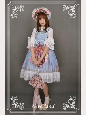 Souffle Song Midsummer Night Lolita Dress JSK