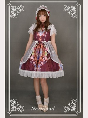 Souffle Song Midsummer Night Lolita Dress OP