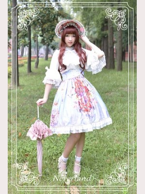 Souffle Song Midsummer Night Lolita Skirt SK