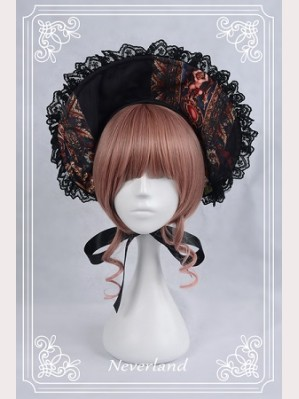 Souffle Song Rococo Story Lolita Bonnet