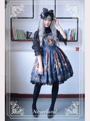 Souffle Song Rococo Story Lolita Dress OP