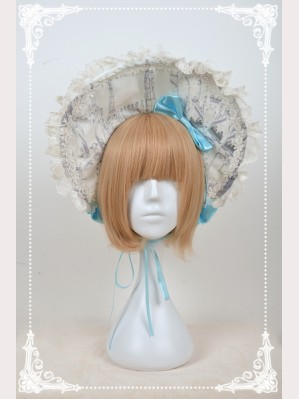 Souffle Song Angel's Feather Lolita Bonnet