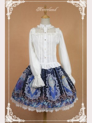 Souffle Song Crystal Palace Lolita Blouse