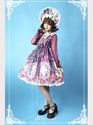 Souffle Song Crystal Palace Lolita Dress OP