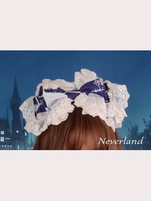 Souffle Song Starlit Aquarius Lolita Headbow