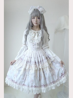 Souffle Song The Elector Lolita Dress JSK - Design 3