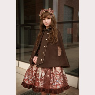 Souffle Song Wind Traveler Lolita Cloak