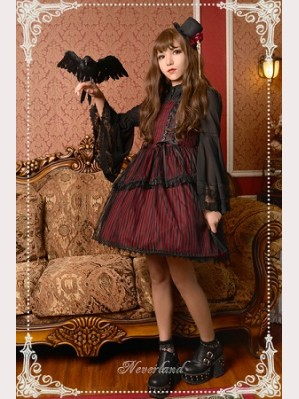 Souffle Song Spread of Twilight Lolita Dress JSK
