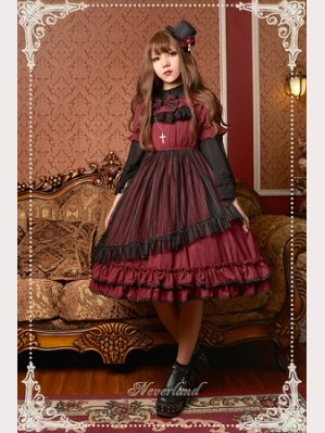 Souffle Song Spread of Twilight Lolita Dress OP