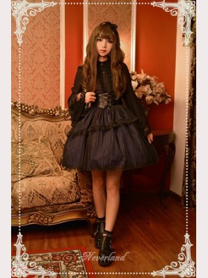 Souffle Song Spread of Twilight Lolita Skirt SK