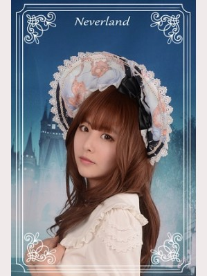 Souffle Song Starlit Aquarius Lolita Bonnet