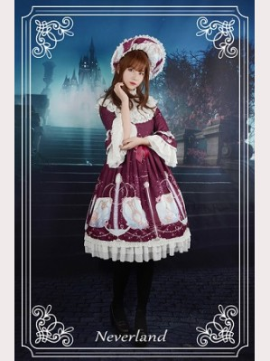 Souffle Song Starlit Aquarius Lolita Dress OP