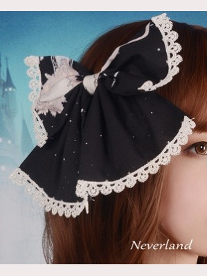 Souffle Song Starlit Aquarius Lolita Hairclip