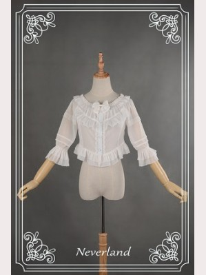 Souffle Song Strings Whispers Lolita Blouse