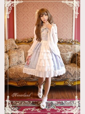 Souffle Song Summer Maidens Lolita Dress JSK