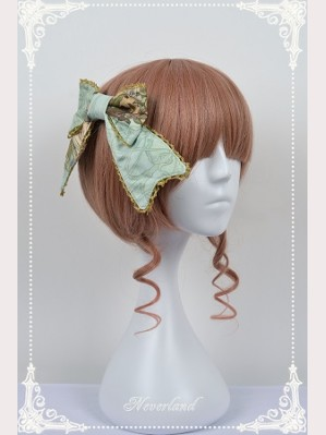 Souffle Song Summer Maidens Lolita Hairclip
