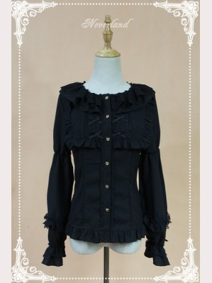 Souffle Song Sweet Tea Pastry Lolita Blouse