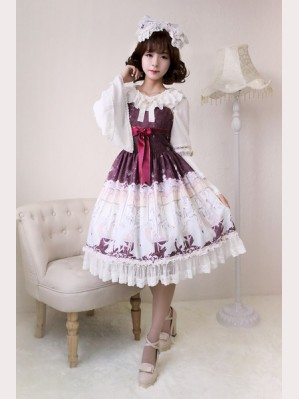 Souffle Song The Elector Lolita Dress JSK - Design 2