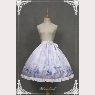 Souffle Song The Snow Women Lolita skirt SK