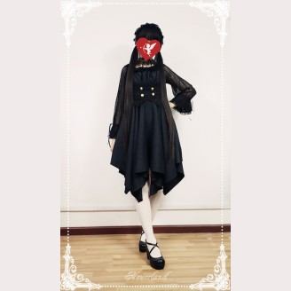 Souffle Song The Phantom Concerto Lolita Dress Jsk