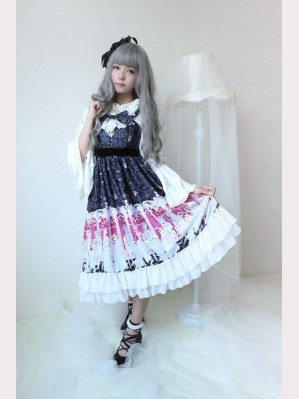 Souffle Song The Elector Lolita Dress JSK - Design 1