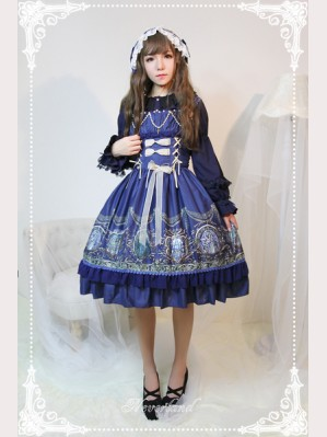 Souffle Song Raphael's singing Lolita Dress JSK
