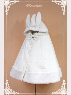 Souffle Song Rabbit Ears Lolita Cloak