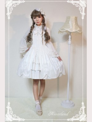 Souffle Song Light And Darkness Lolita Dress JSK