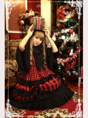 Souffle Song Christmas Half Cube sugar Lolita Dress JSK
