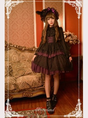 Souffle Song The 7th Chapter Of The Night Lolita Dress JSK