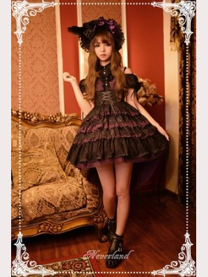 Souffle Song The 7th Chapter Of The Night Lolita Dress OP