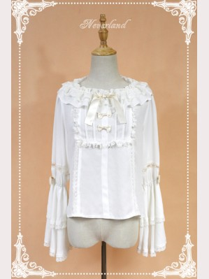 Souffle Song The Elector Lolita Blouse