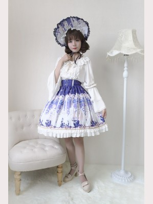 Souffle Song The Elector Lolita Skirt SK