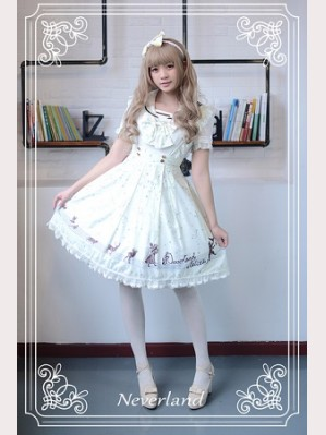 Souffle Song The Piper Under The Starry Night Lolita Dress OP