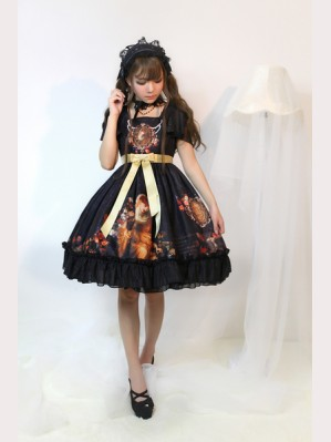 Souffle Song The Song Of Time Lolita Dress OP