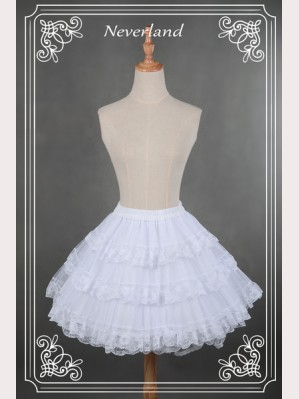 Souffle Song Layered Tutu Petticoat - Short (Franchise product)