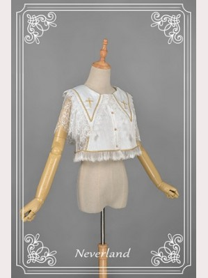 Souffle Song Twilight Temple Lolita Cape