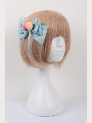 Souffle Song Chinese Walking Cat Lolita Hairclip 2