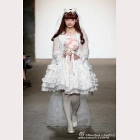 Souffle Song Special Edition Flower Gown Lolita Dress