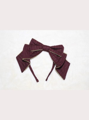 Souffle Song Morning Star Icon School Lolita Headbow