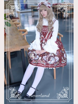 Souffle Song Midnight Opera Lolita Dress JSK